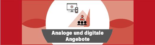 Slider Banner Analoge und Digitale Angebote